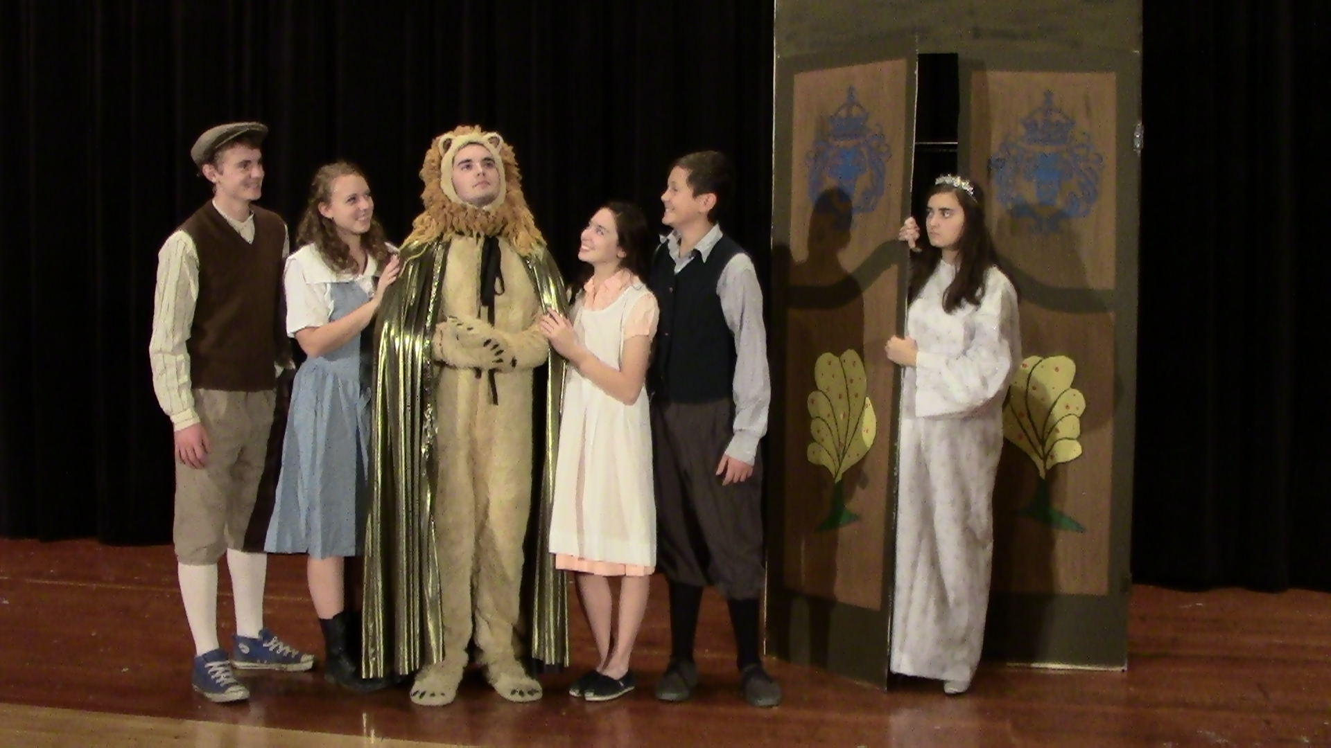 The Lion, the Witch and the Wardrobe November 20-22