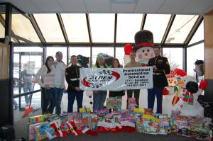 Toy's for Tots