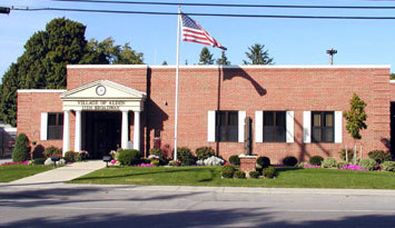 Village Hall to get Electronic Message board