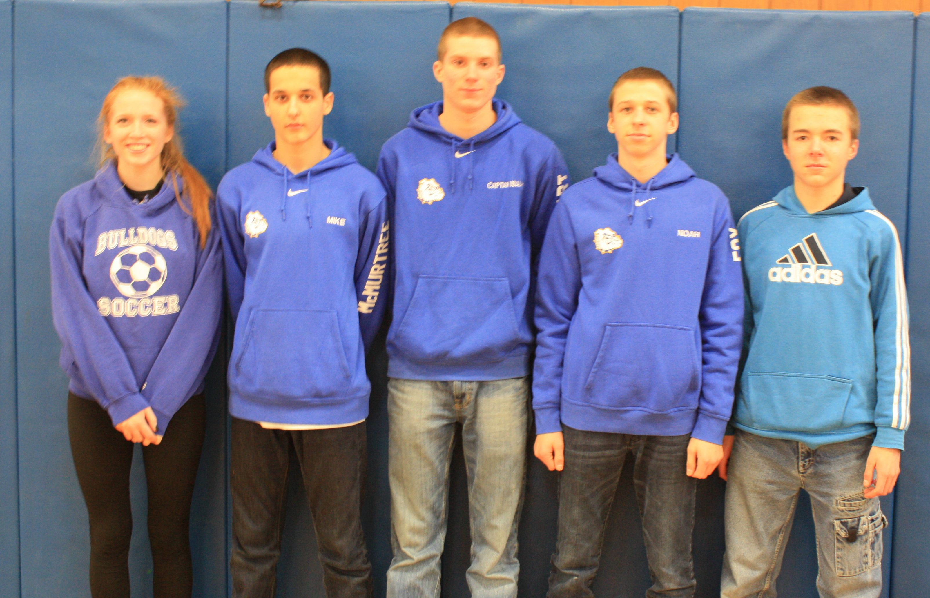 Sharpshooters Win Sectional Title
