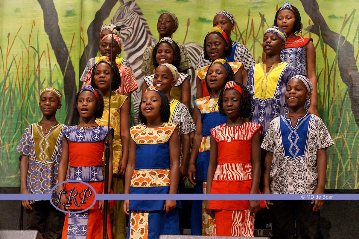 Watoto Children's Choir in Alden April 24th