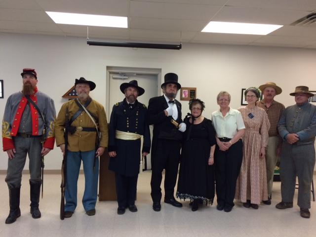 Civil War Library Opens in Marilla