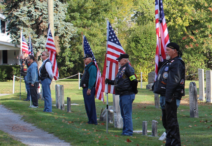 Evergreen Cemetery Asks for Town Funds