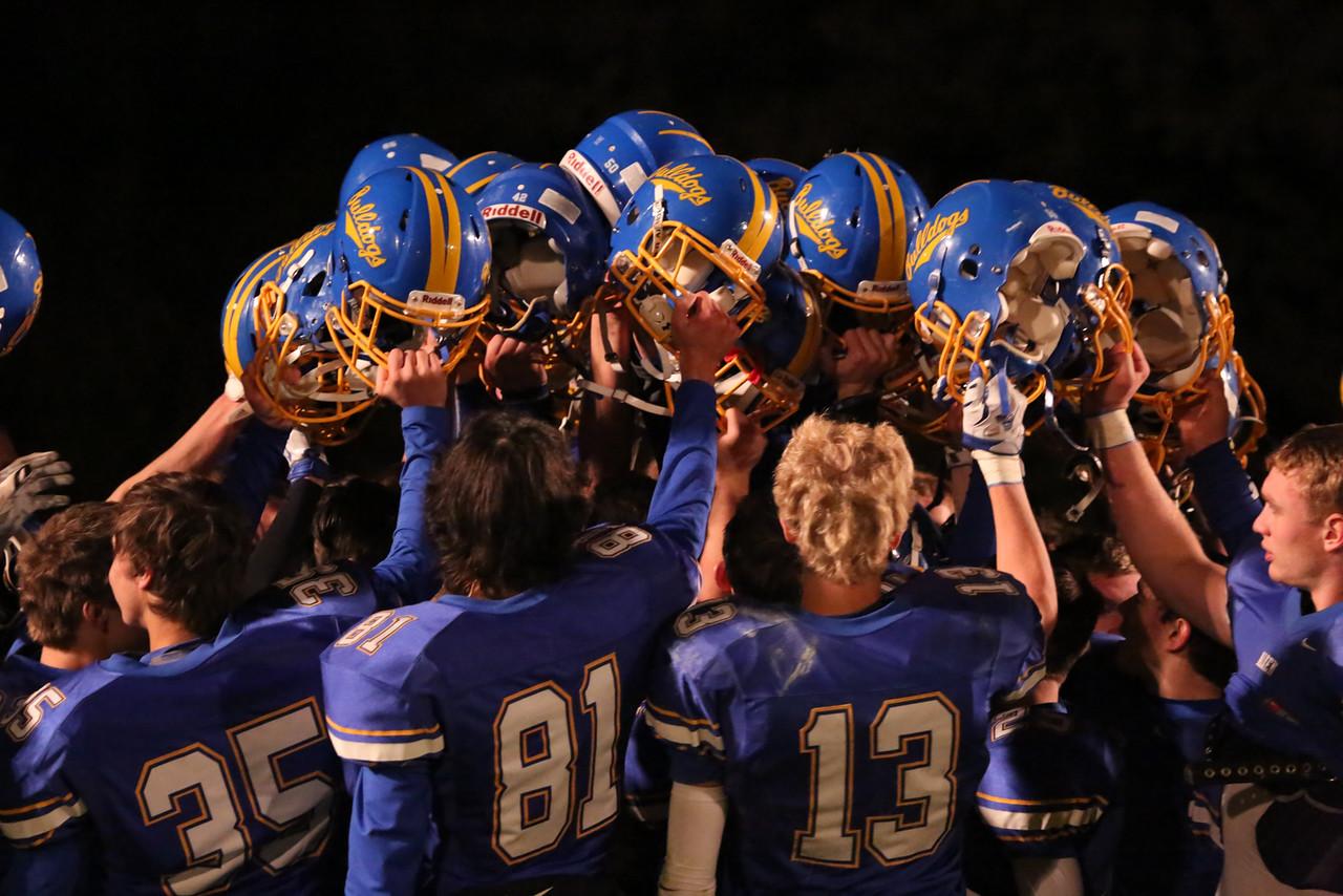 Varsity Football Heads to Semi-Finals