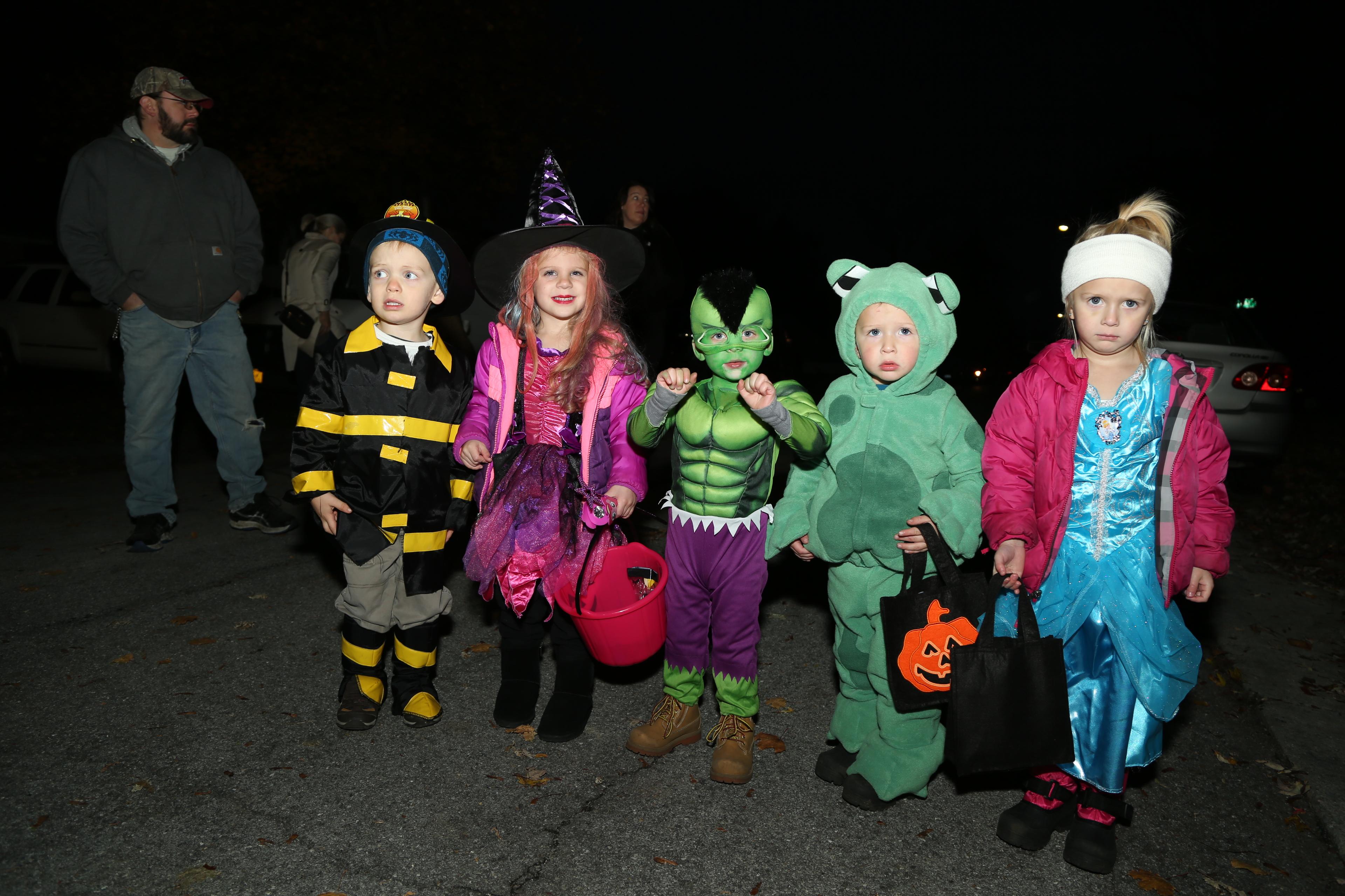 Halloween in Alden