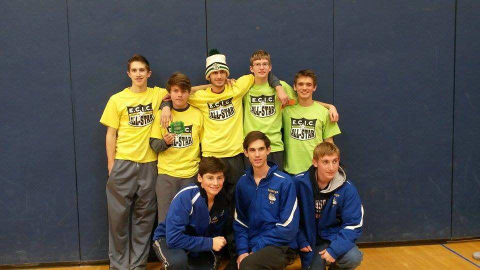 XC Sweeps ECIC Division VI Titles