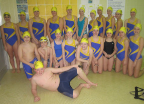 Modified Swimmers Raise Funds