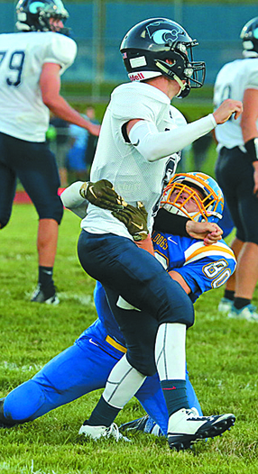 Alden Bulldogs Football Start Season with Win over Depew