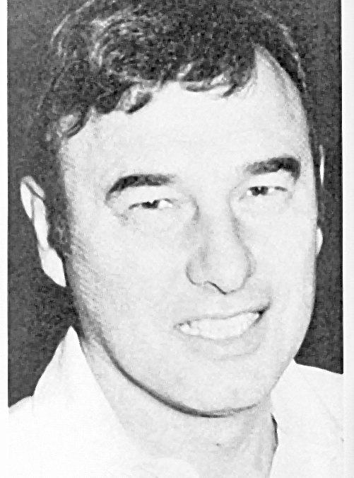"""Harrison """"Harry"""" Hill,  ACS Coach,  Died Feb. 18th"""