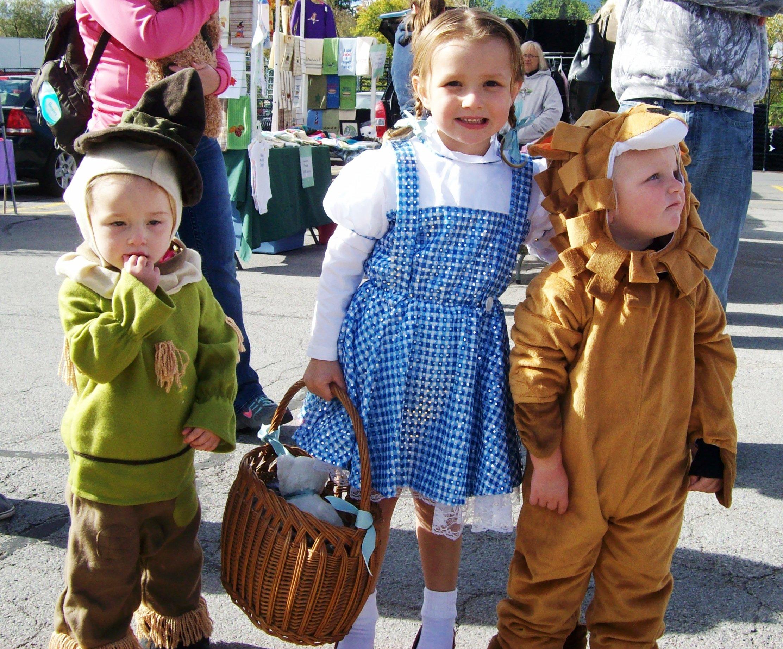 Costume Parade Winners