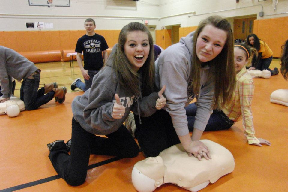 CPR Flash Mob & Hands Only CPR Event