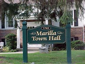 Marilla Tables Naming Disaster Co-ordinator