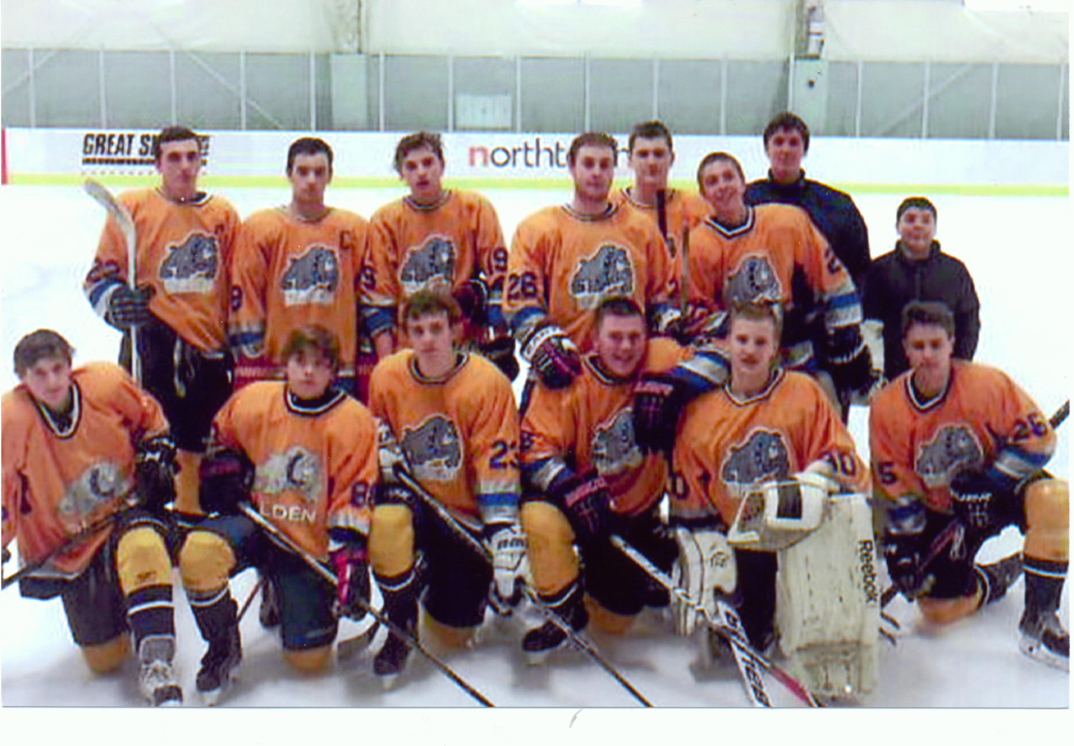 Alden Varsity Hockey Season Comes to a Close