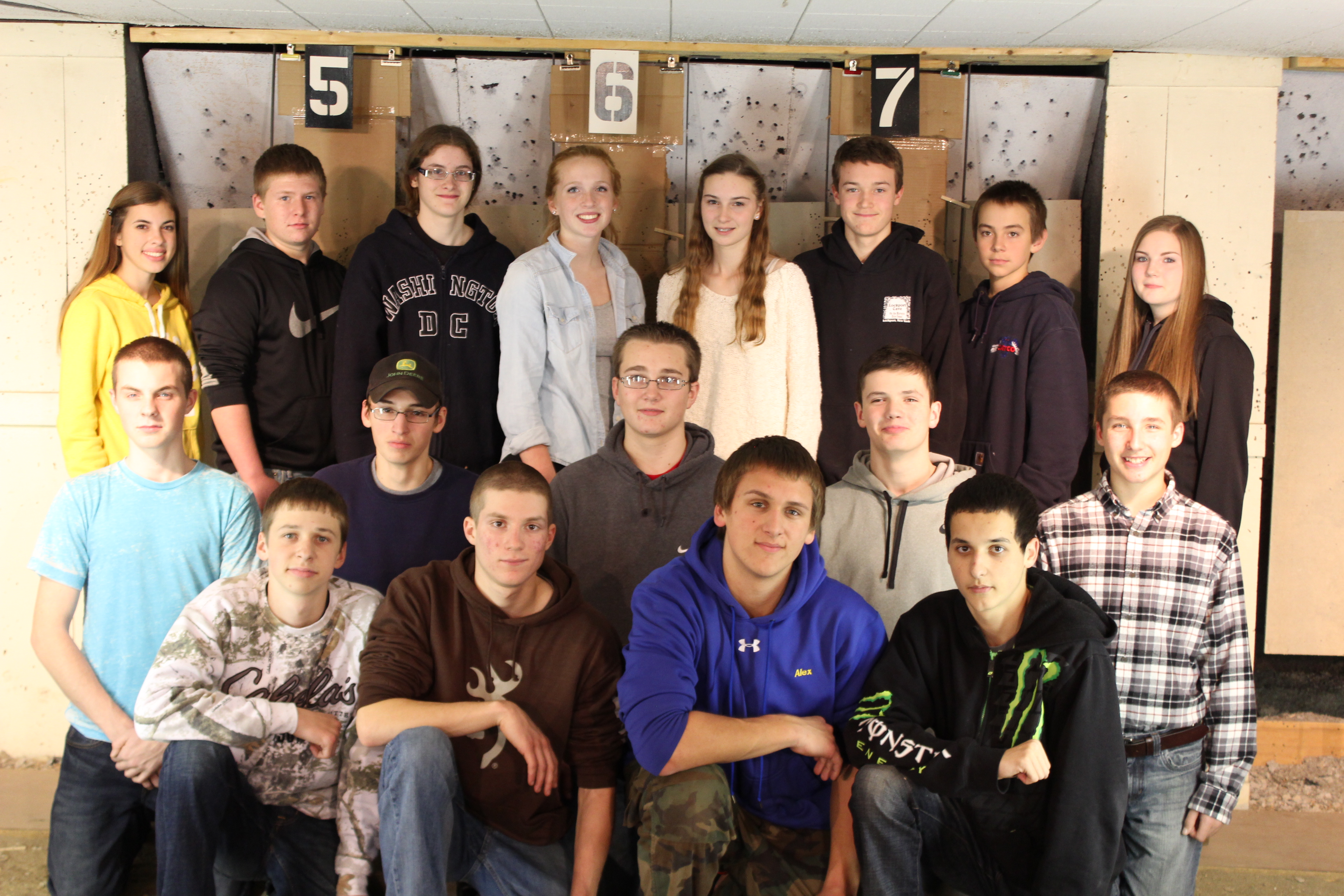 Rifles State Smallbore Champions