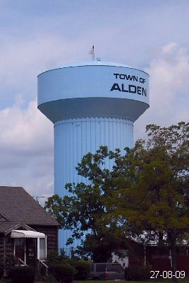 """Erie County Water """"Flushing"""" in Alden Week of April 27th"""