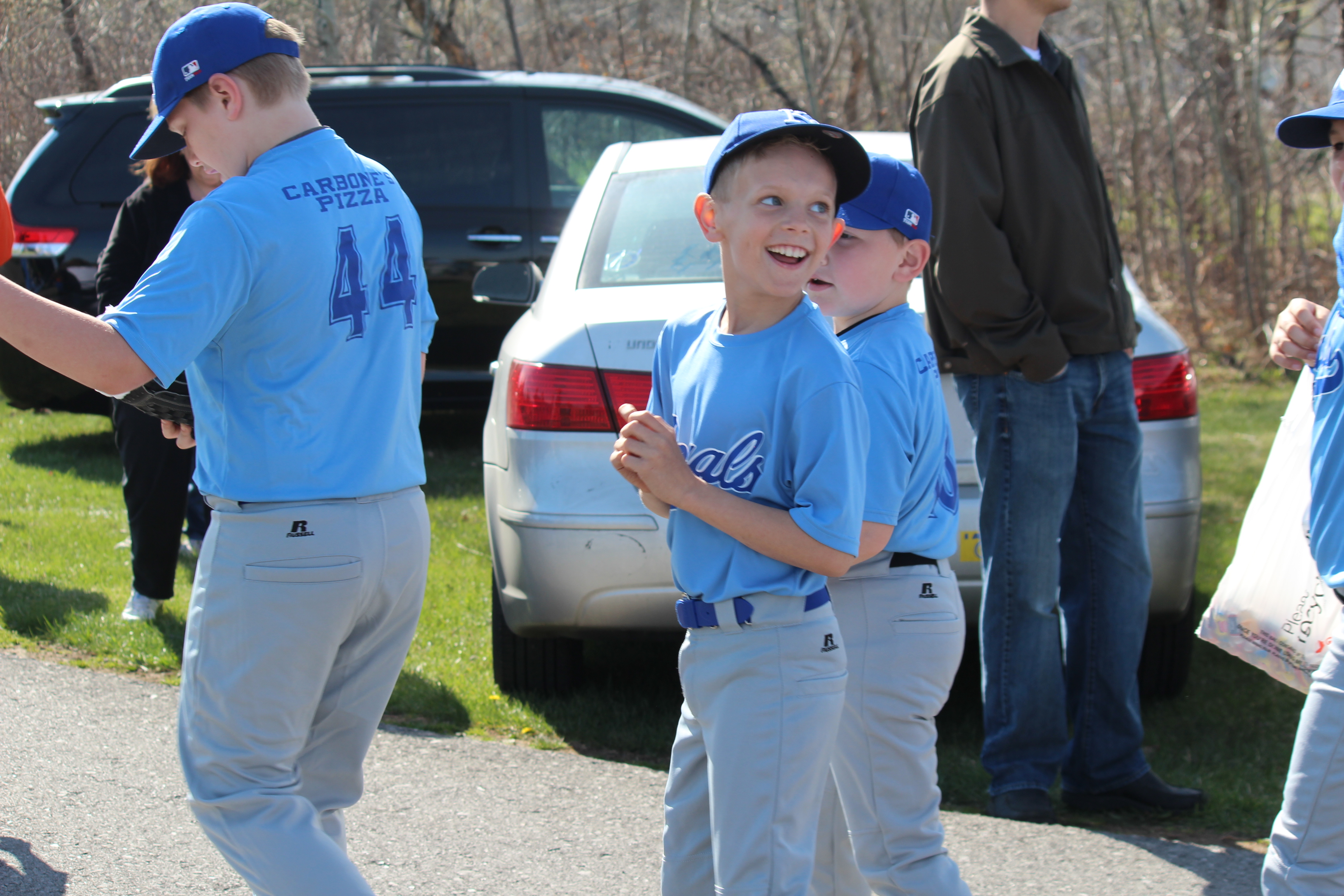 Youth Baseball Opening Day Parade