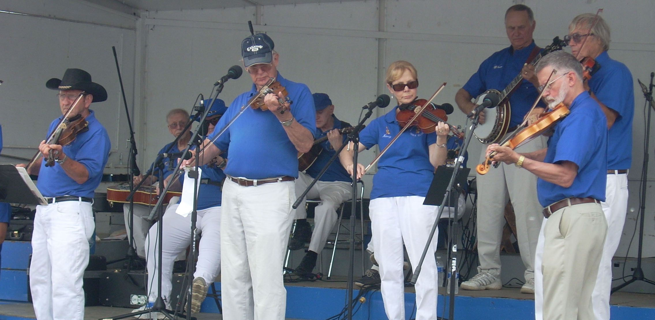 Fiddlers at Farmer's Market June 6th