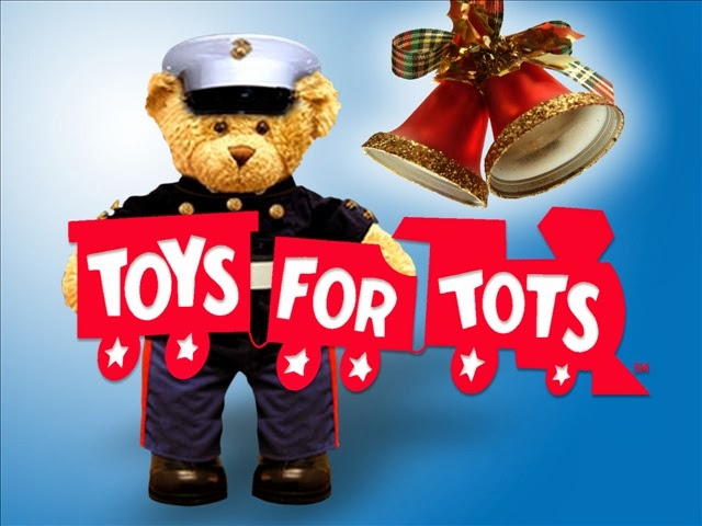 Toys for Tots Dec, 11th