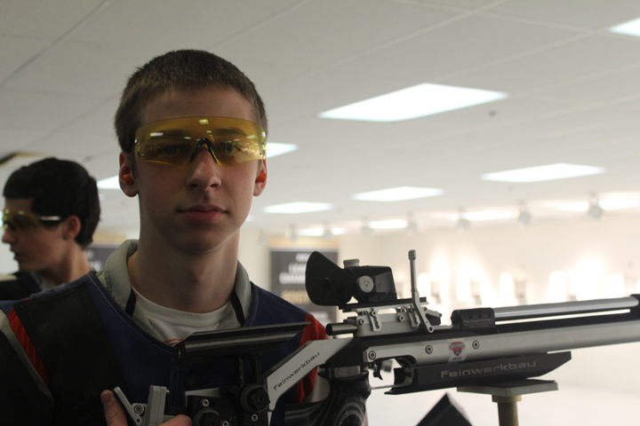 Rifles Finish 3rd in State Regionals;Fox finishes 2nd