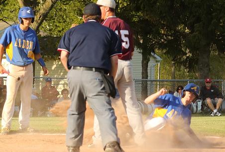 Baseball Advances to B1 Finals play May 26th