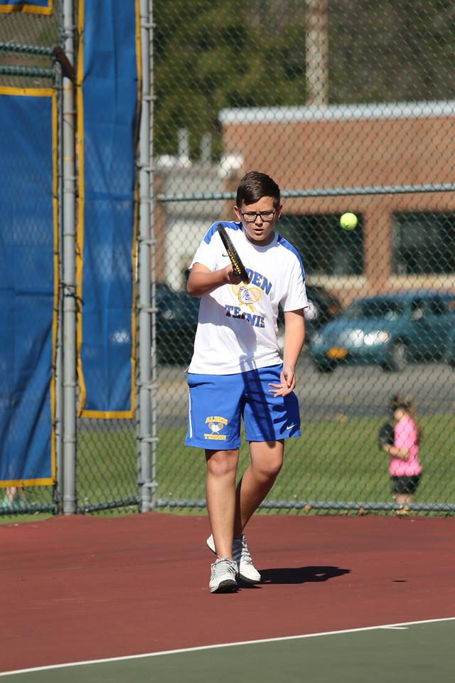 Boy's Tennis Division Champs