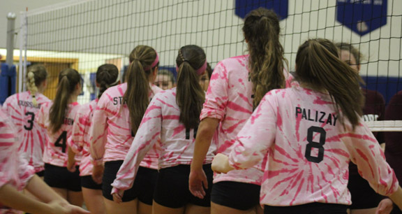 Volleyball to Host Playoff Game