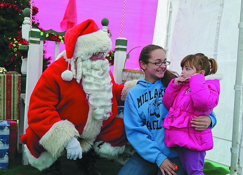 Alden's Christmas in the Park is Dec. 3rd