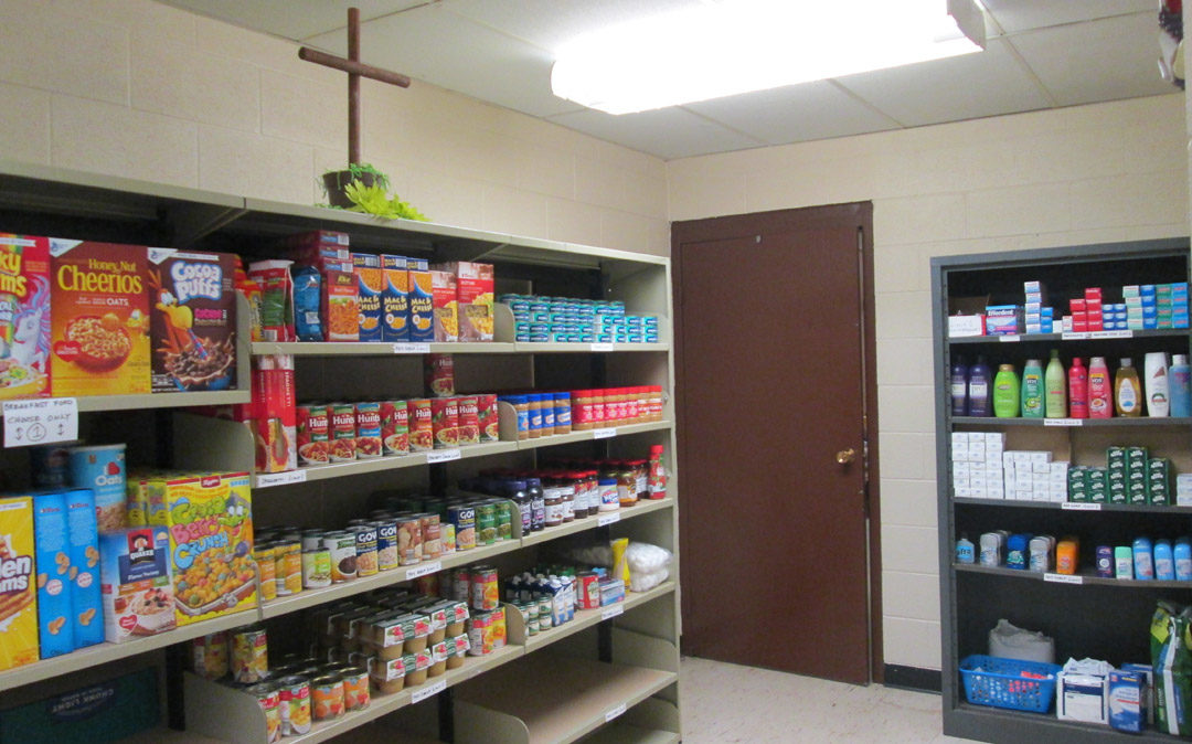 Millgrove Bible Church Clothes Closet and Food Pantry