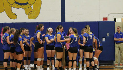 Playoff Run  for ACS Varsity  Volleyball