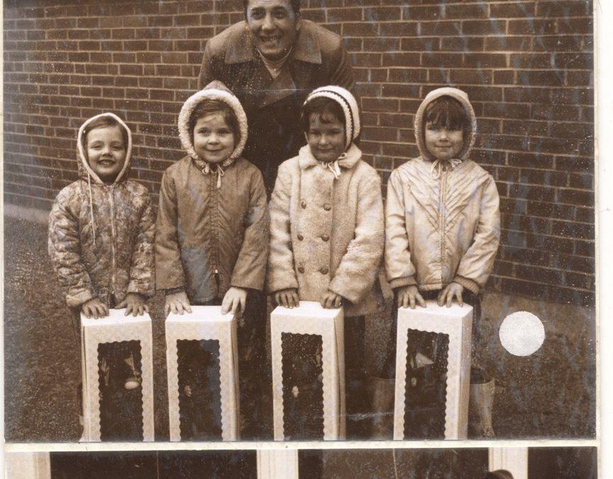 1970 Kiwanis Egg hunt Winners