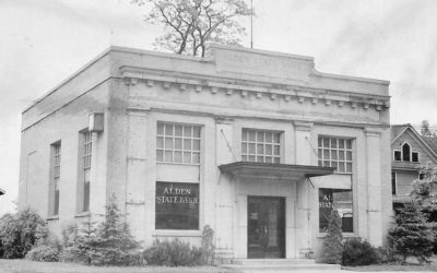 Alden State Bank Returns to its Roots